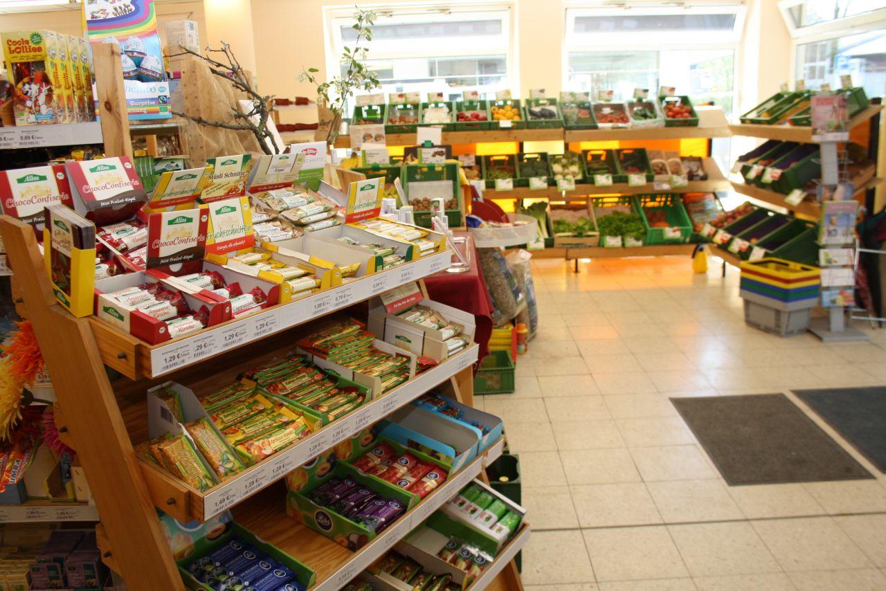 Магазин в Северной Баварии (Франконии), Германия, 1090 м2 - фото 1