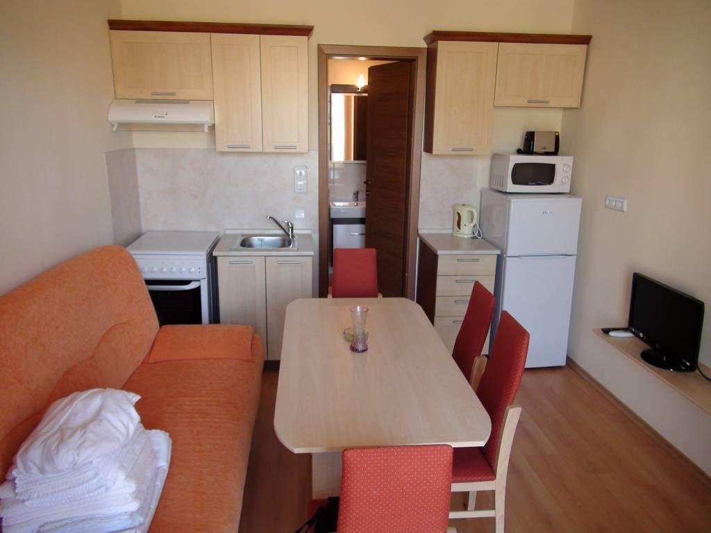 Квартира в Святом Власе, Болгария, 31 м2 - фото 1