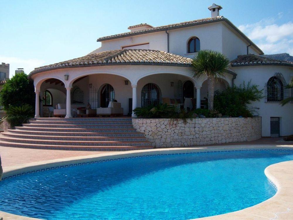 Сколько стоит вилла в испании
