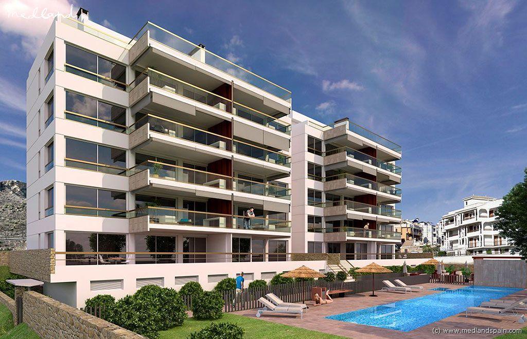Апартаменты в Санта-Поле, Испания, 121 м2 - фото 1