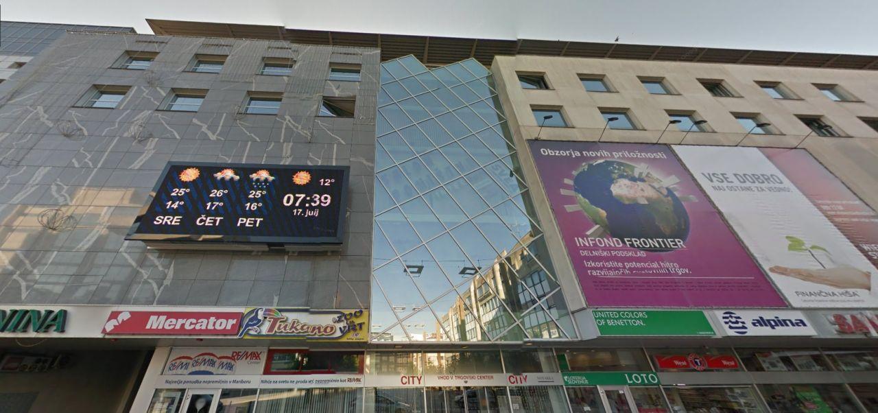 Коммерческая недвижимость в Мариборе, Словения, 86.5 м2 - фото 1