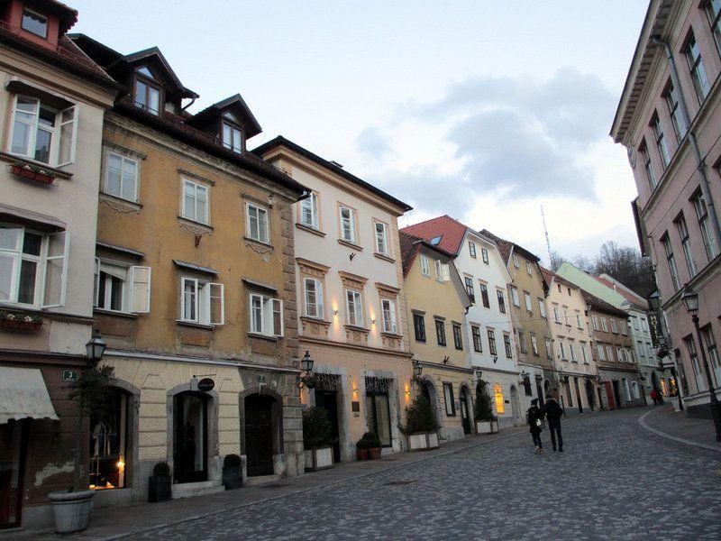 Отель, гостиница в Любляне, Словения, 575.2 м2 - фото 1