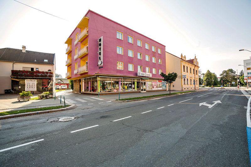 Отель, гостиница в Мурска-Соботе, Словения, 2214 м2 - фото 2