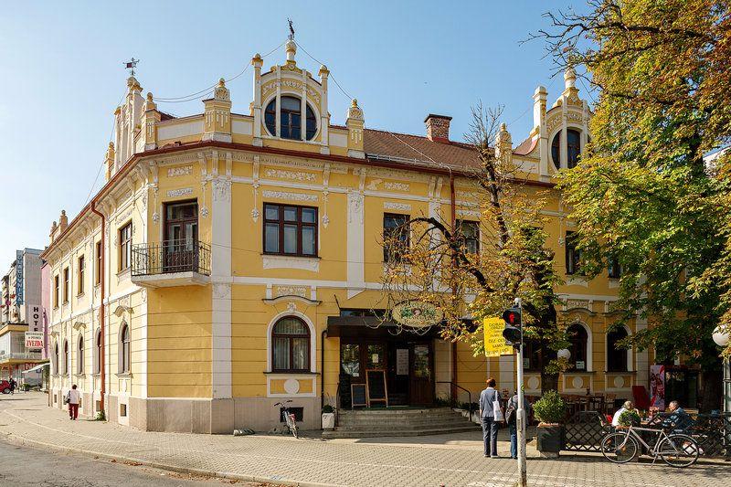 Отель, гостиница в Мурска-Соботе, Словения, 2214 м2 - фото 6