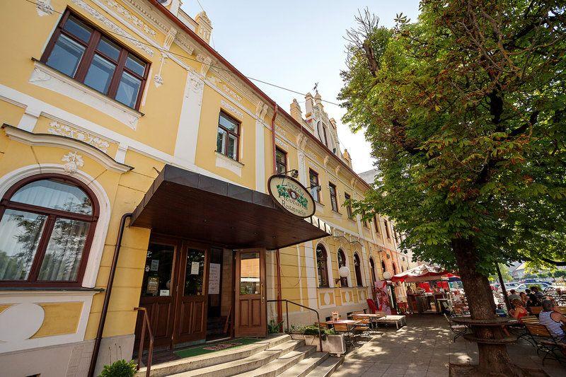 Отель, гостиница в Мурска-Соботе, Словения, 2214 м2 - фото 9