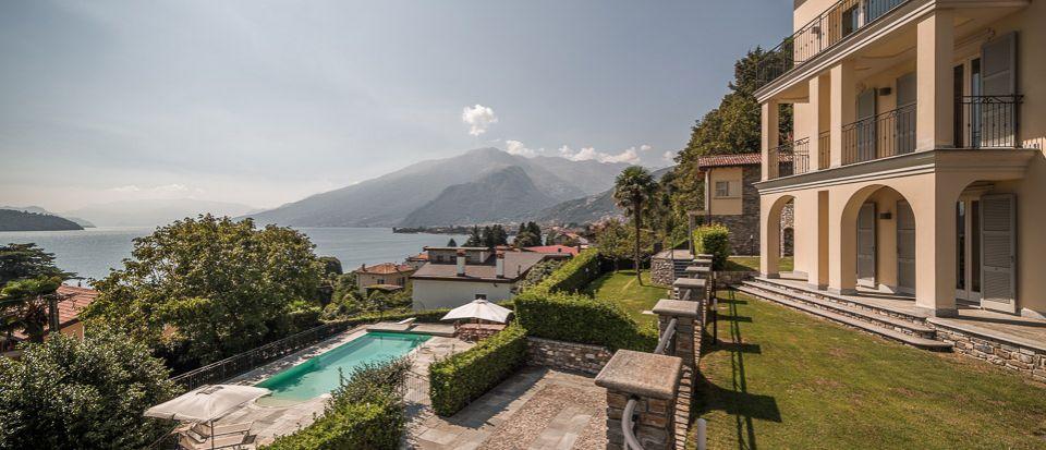 Вилла у озера Комо, Италия, 600 м2 - фото 1