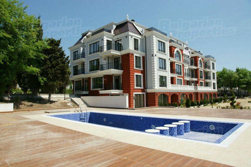 Апартаменты в Варне, Болгария, 42.12 м2 - фото 1