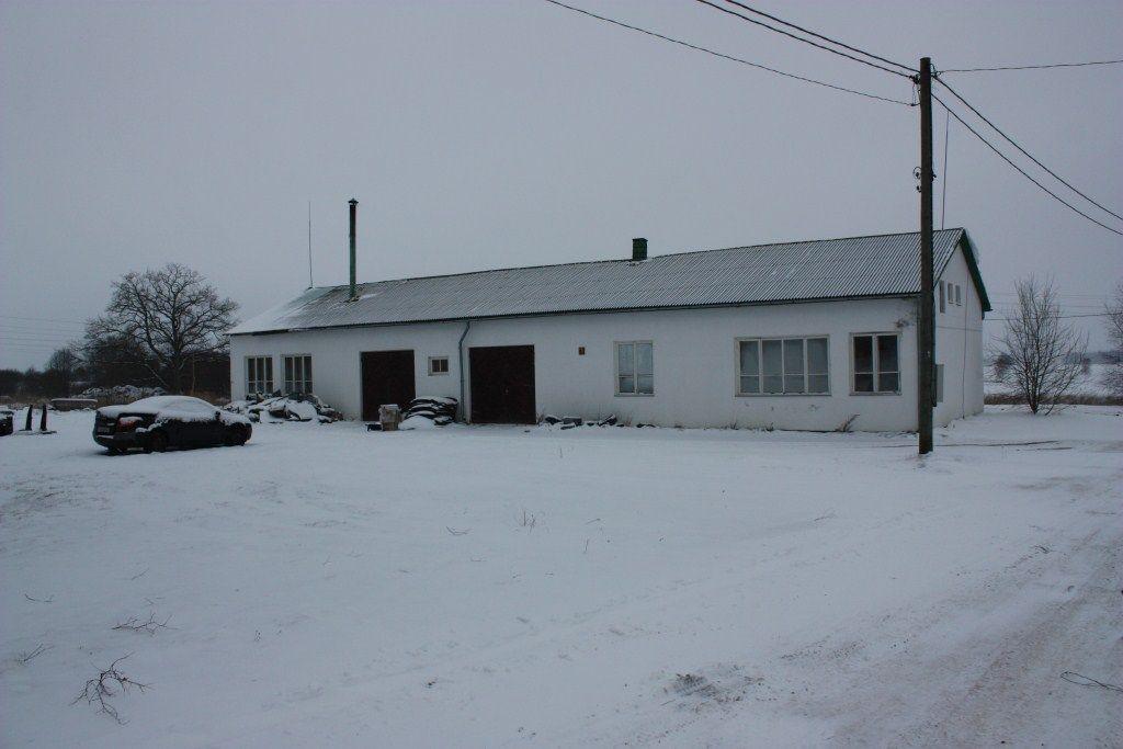 Коммерческая недвижимость в Талсинском крае, Латвия, 3900 м2 - фото 1