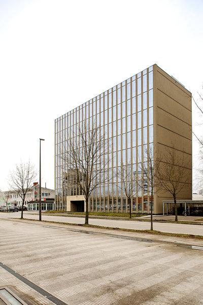 Офис в Любляне, Словения, 10570 м2 - фото 1