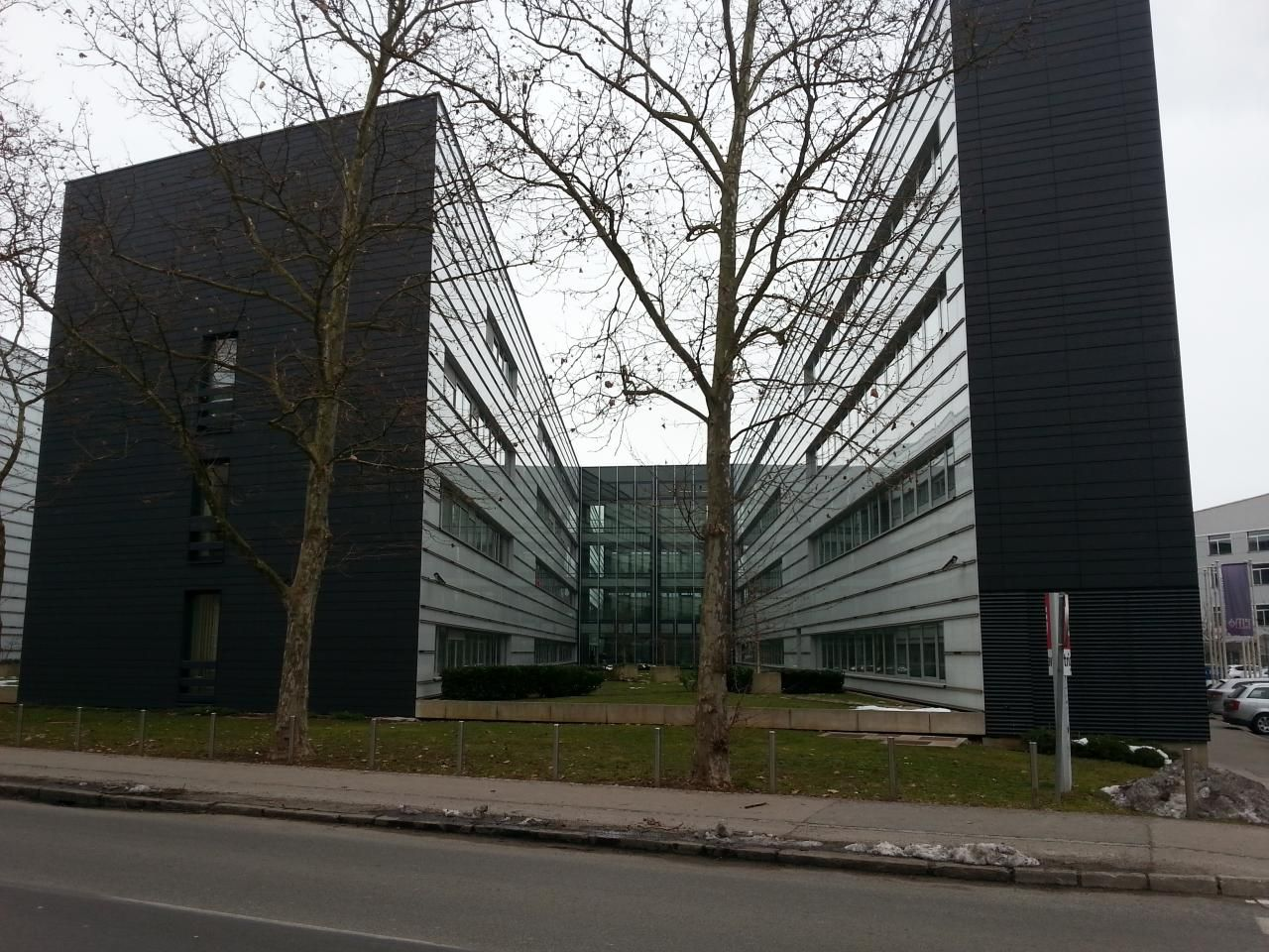 Офис в Любляне, Словения, 15854.48 м2 - фото 1