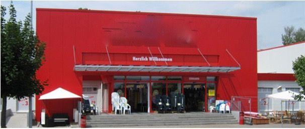 Магазин в Швайнфурте, Германия, 6574 м2 - фото 1