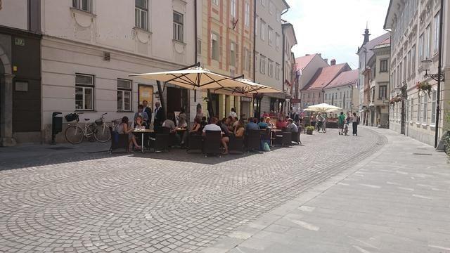 Кафе, ресторан в Любляне, Словения, 150 м2 - фото 1