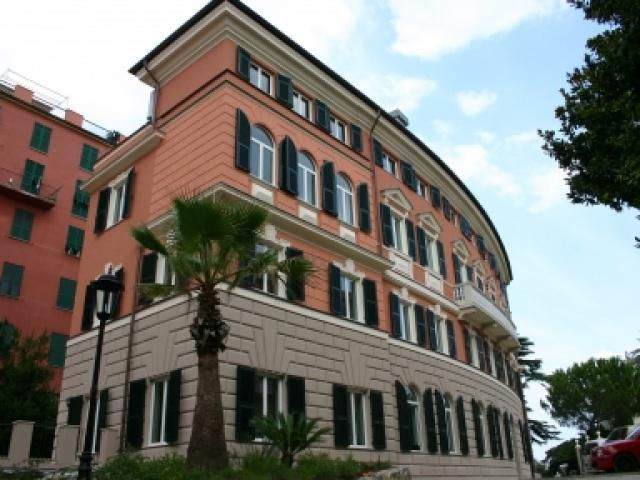Bank property in Genoa
