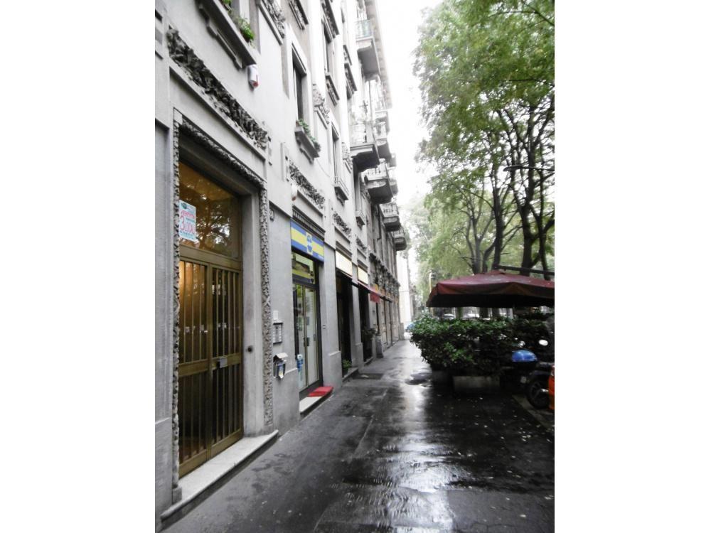 Магазин в Милане, Италия, 35 м2 - фото 1