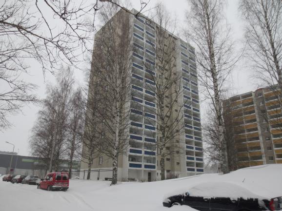 Квартира в Иматре, Финляндия, 34.5 м2 - фото 1