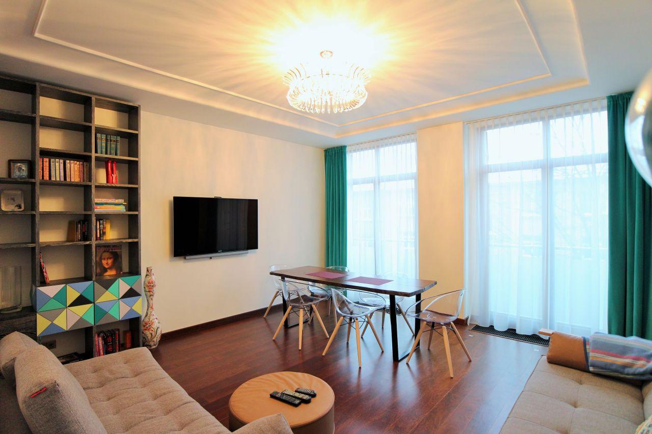Квартира в Риге, Латвия, 93.3 м2 - фото 1