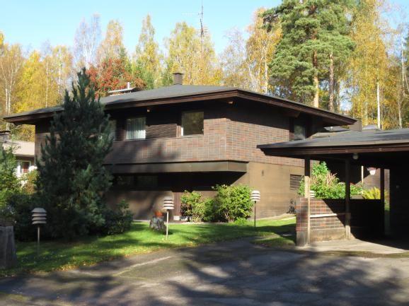 Дом в Иматре, Финляндия, 325.5 м2 - фото 1