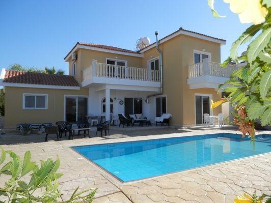 Вилла в Пафосе, Кипр, 165 м2 - фото 1