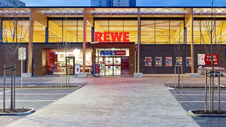 Магазин в Северной Баварии (Франконии), Германия, 5500 м2 - фото 1
