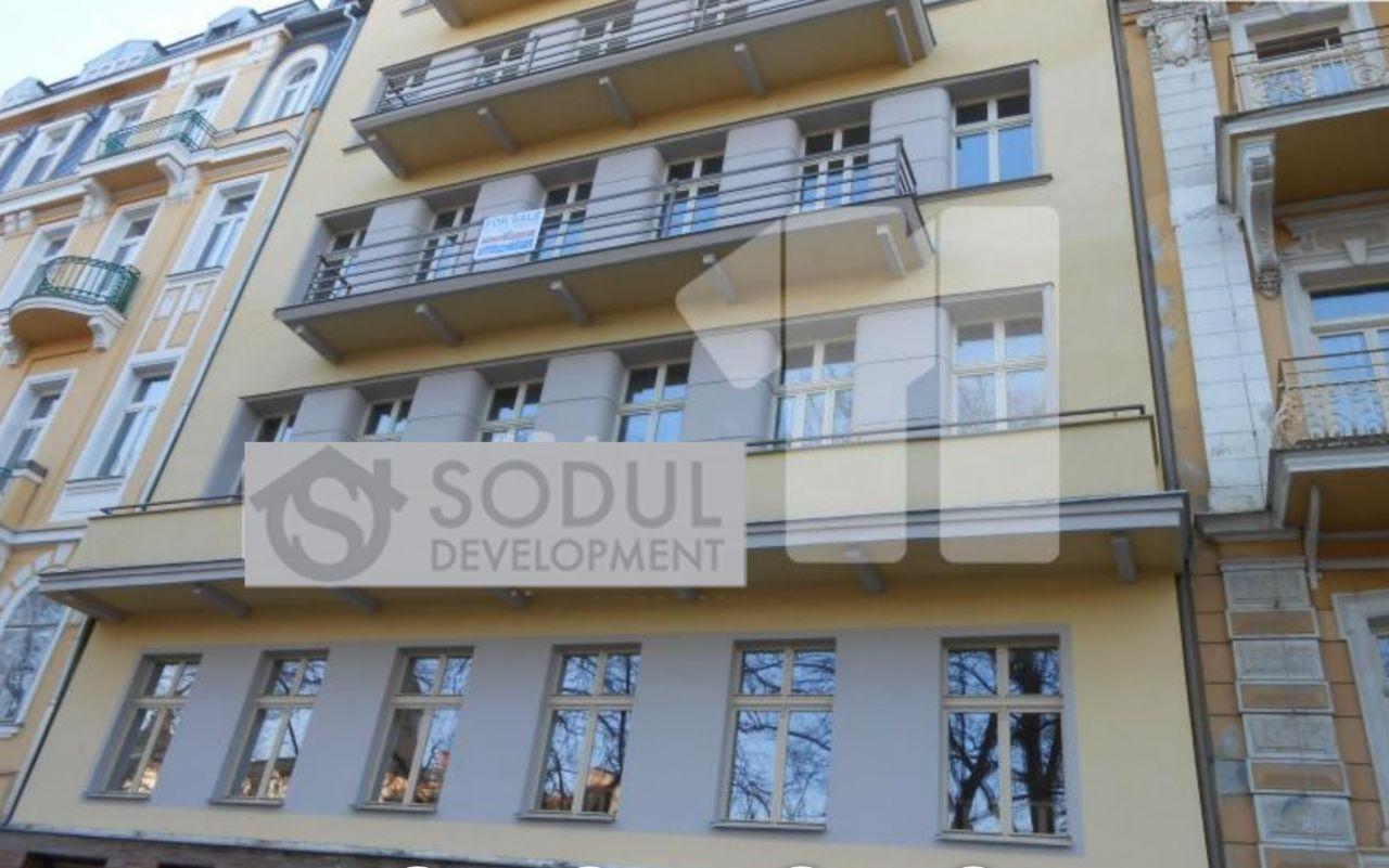 Квартира в Марианске-Лазне, Чехия, 85 м2 - фото 1