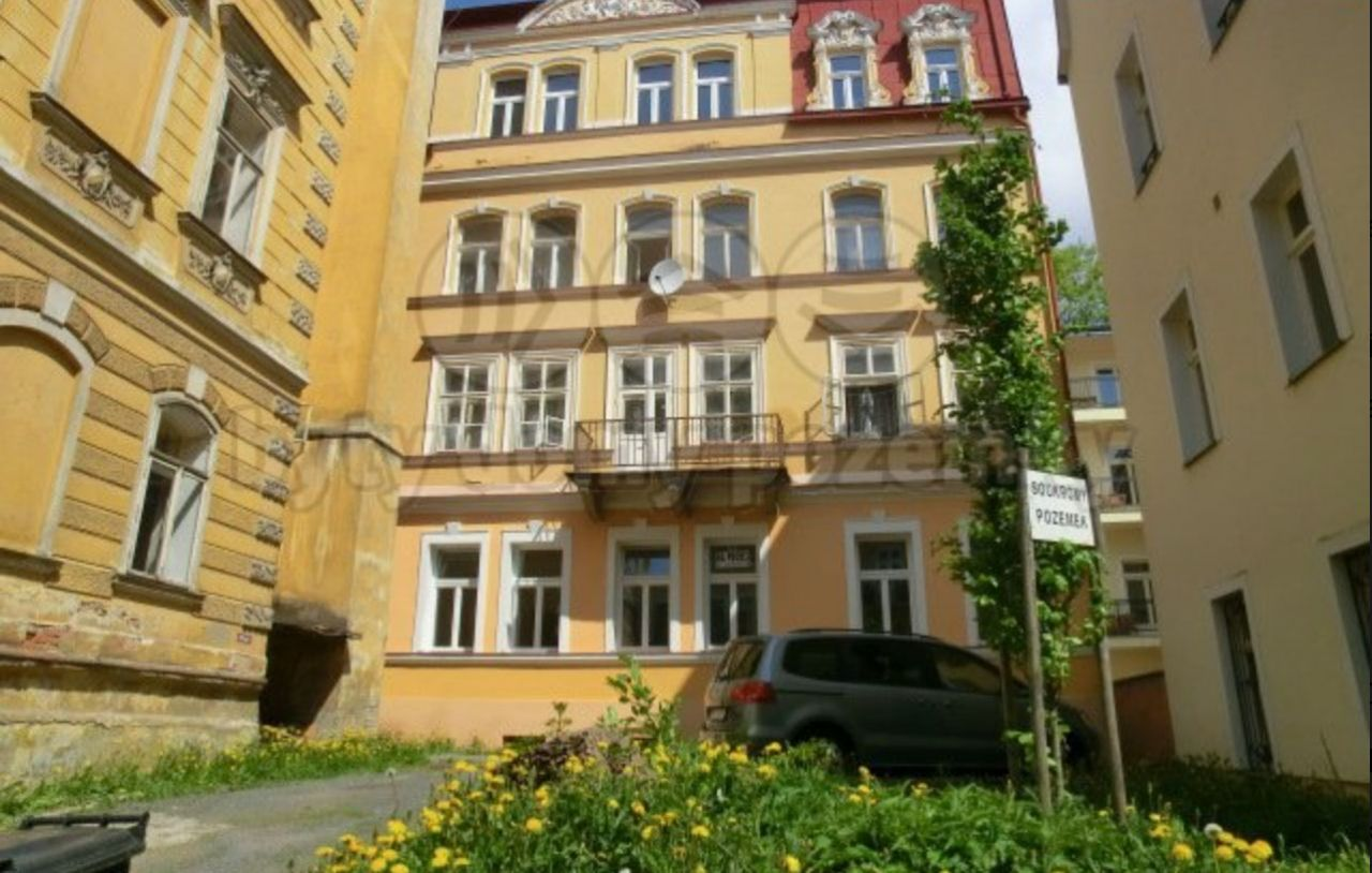 Квартира в Марианске-Лазне, Чехия, 82 м2 - фото 1