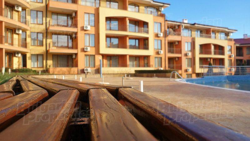 Апартаменты в Святом Власе, Болгария, 63.1 м2 - фото 1