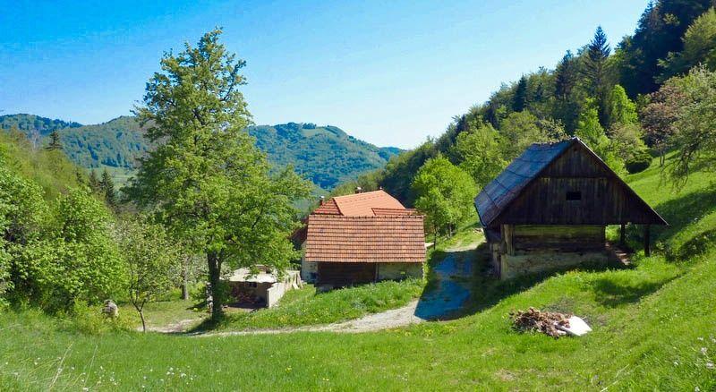 Дом в Целе, Словения - фото 1