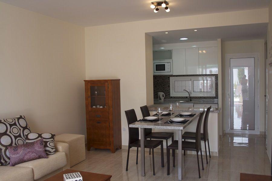 Апартаменты на Коста-Бланка, Испания, 66 м2 - фото 1