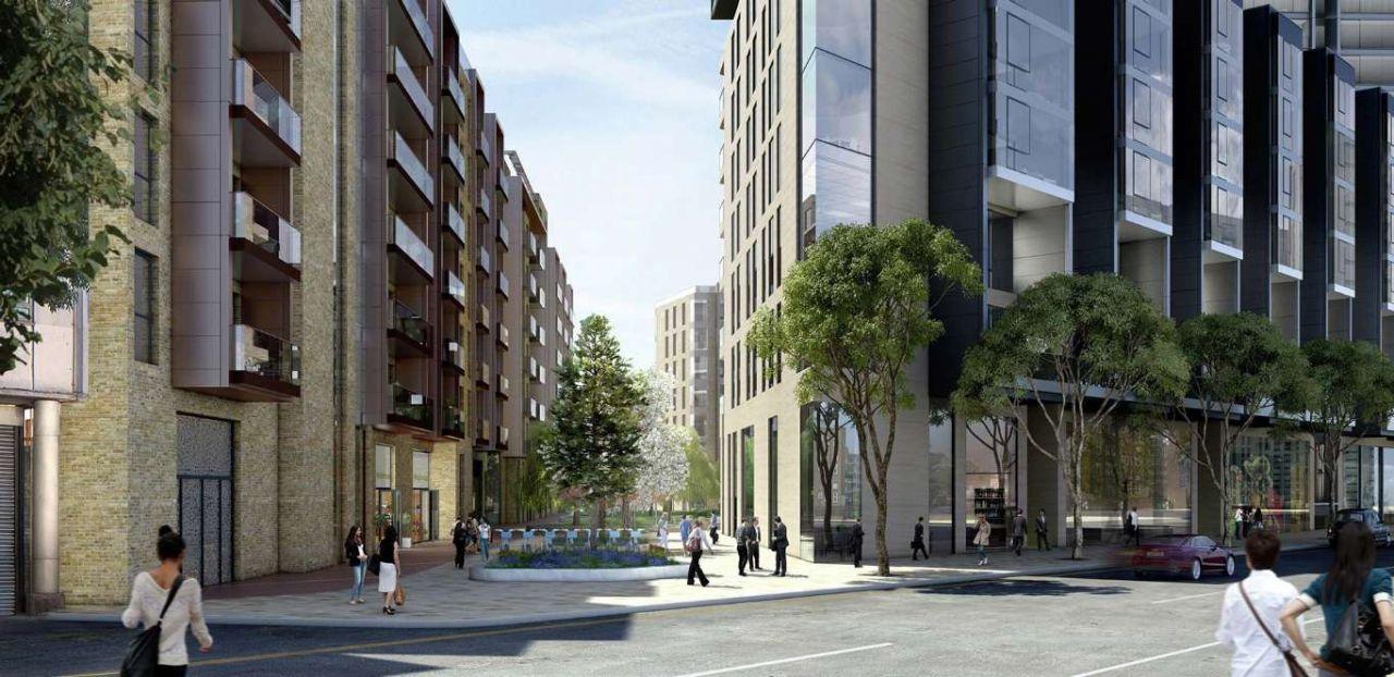 Апартаменты в Лондоне, Великобритания, 72 м2 - фото 1