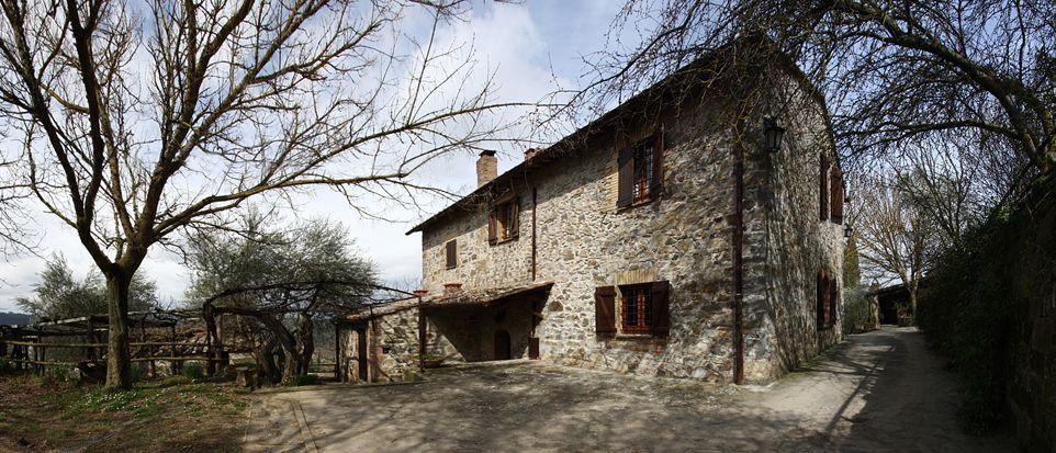 Вилла в Монтальчино, Италия, 220 м2 - фото 1
