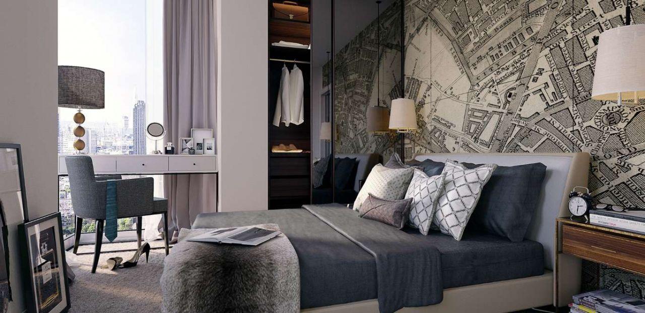 Апартаменты в Лондоне, Великобритания, 136 м2 - фото 1