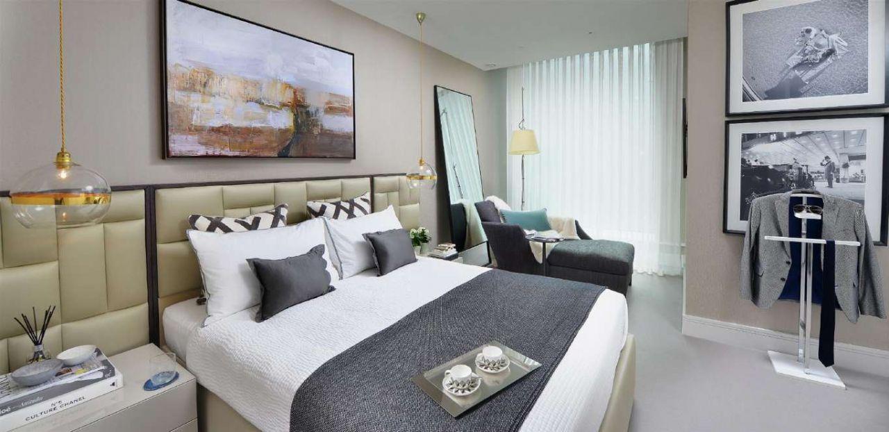 Апартаменты в Лондоне, Великобритания, 62 м2 - фото 1