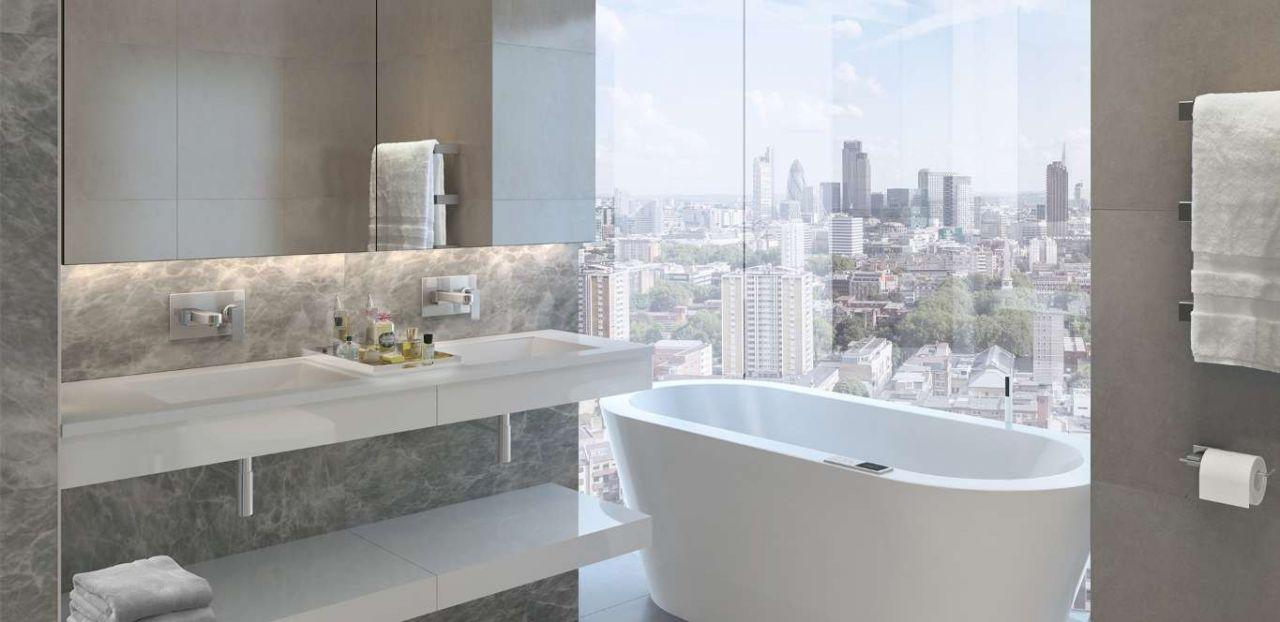 Апартаменты в Лондоне, Великобритания, 63 м2 - фото 1
