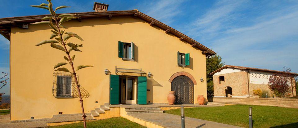 Вилла во Флоренции, Италия, 500 м2 - фото 1