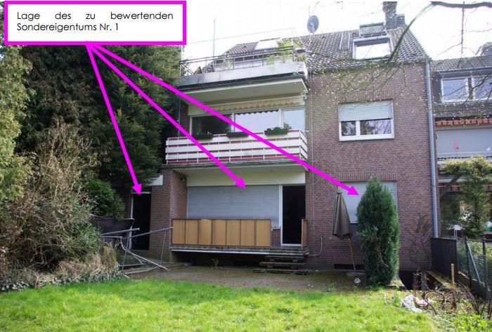 Квартира в земле Северный Рейн-Вестфалия, Германия, 86 м2 - фото 1
