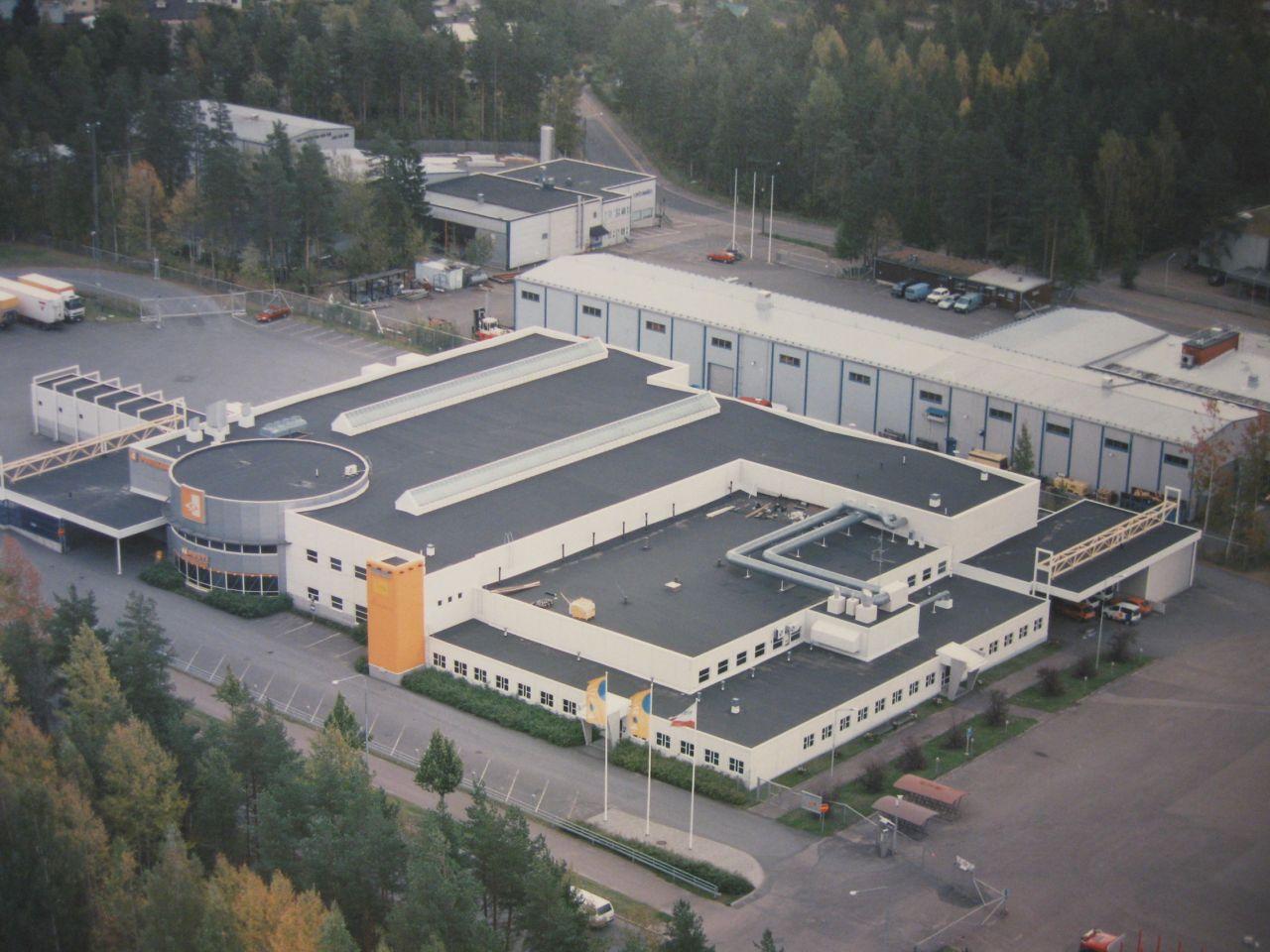 Доходный дом в Лаппеенранте, Финляндия, 16621 м2 - фото 1