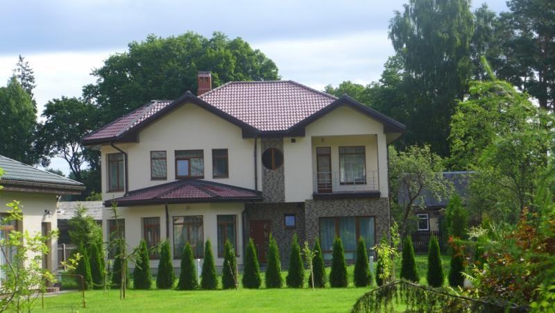 Дом в Юрмале, Латвия, 1000 сот. - фото 1