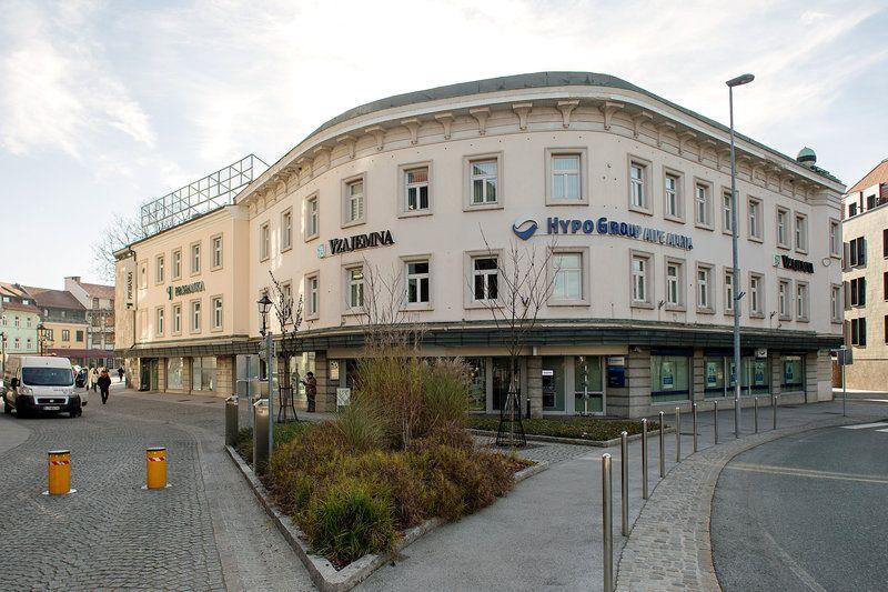 Офис в Кране, Словения, 391.55 м2 - фото 1