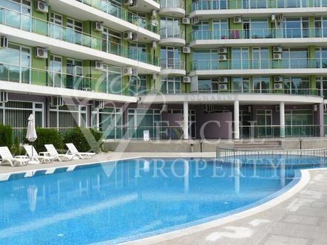 Квартира на Солнечном берегу, Болгария, 39 м2 - фото 1