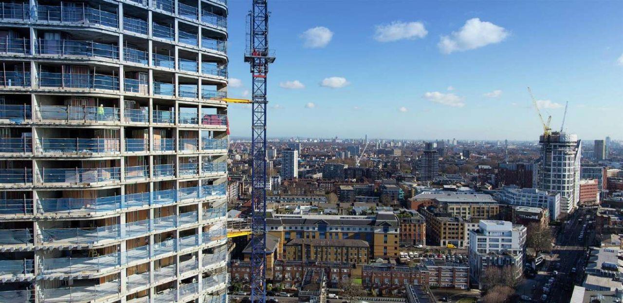 Апартаменты в Лондоне, Великобритания, 70 м2 - фото 1