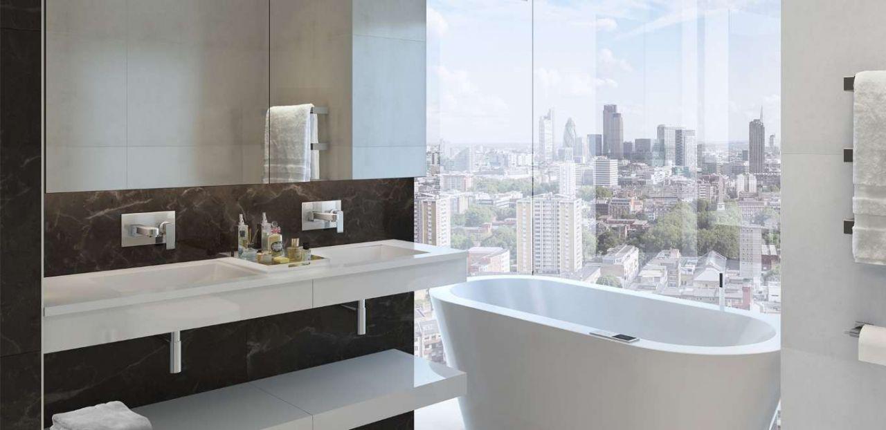 Апартаменты в Лондоне, Великобритания, 135 м2 - фото 1