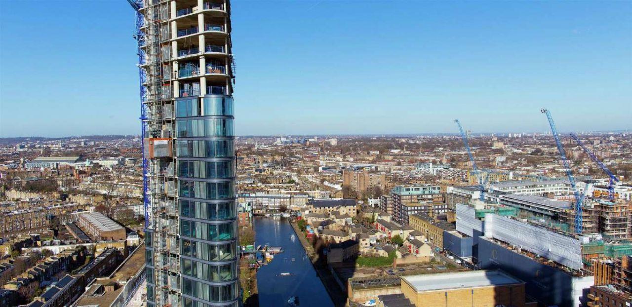 Апартаменты в Лондоне, Великобритания, 66 м2 - фото 1