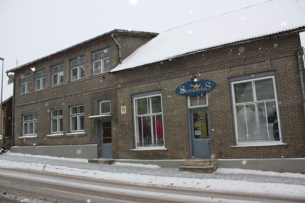 Дом в Талсинском крае, Латвия, 1700 м2 - фото 1
