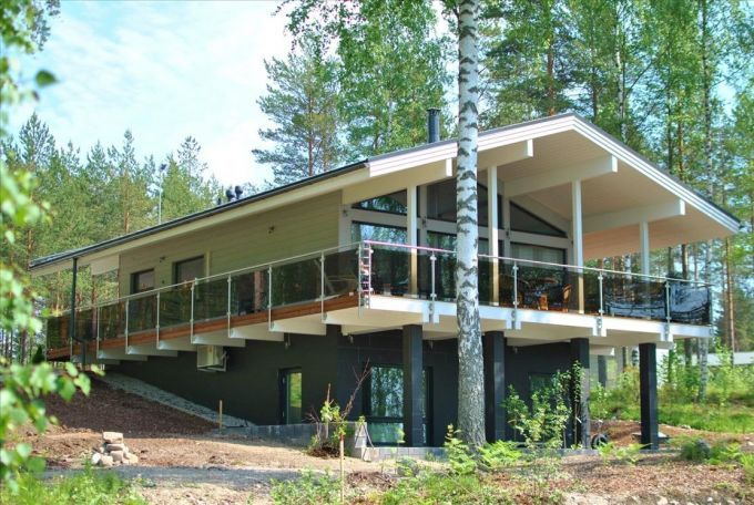 Дом в Пуумала, Финляндия, 153 м2 - фото 1