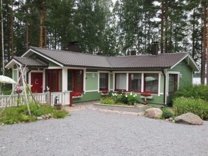 Дом в Руоколахти, Финляндия, 123 м2 - фото 1