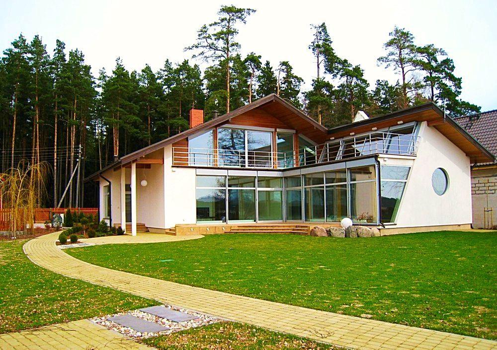 Дом в Юрмале, Латвия, 357 м2 - фото 1