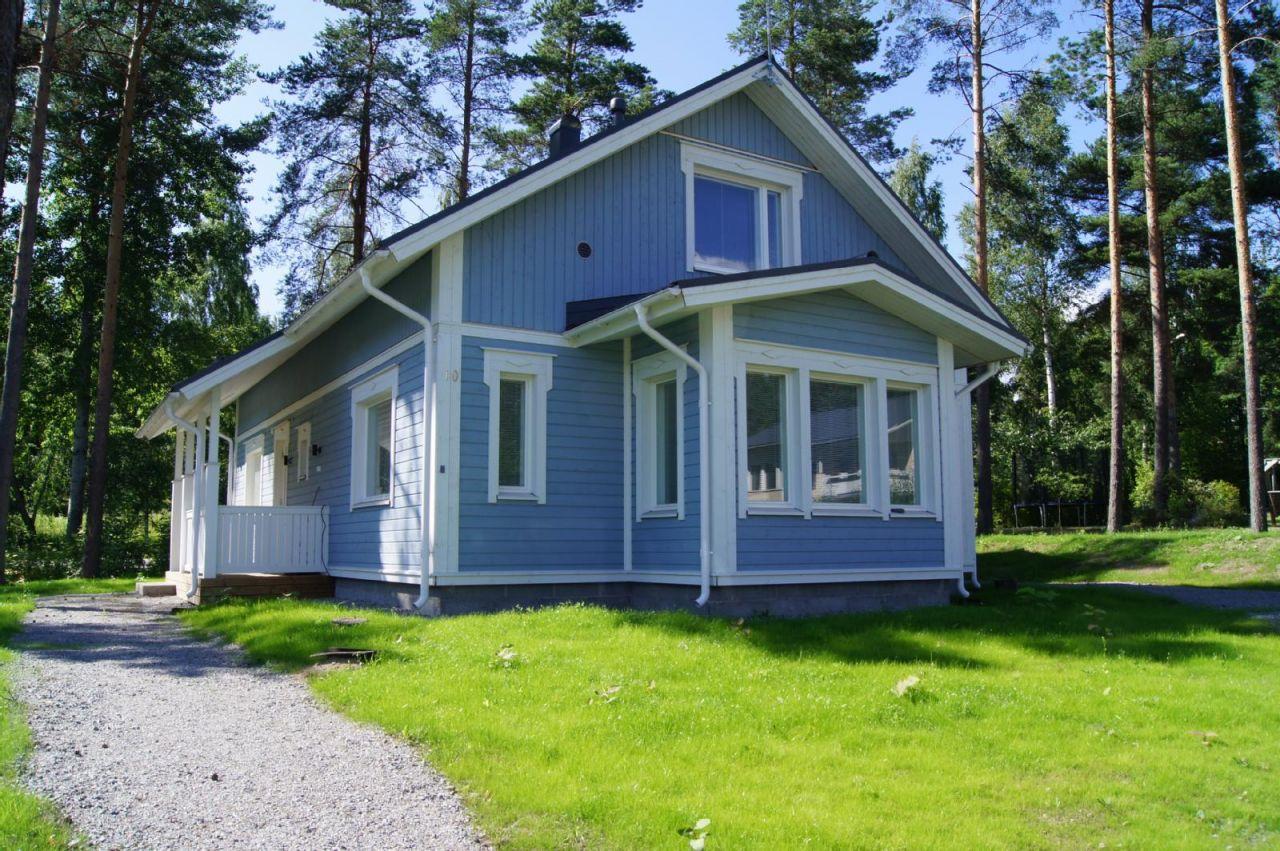 Дом в Иматре, Финляндия, 1247 м2 - фото 1