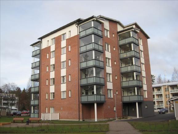 Квартира в Лаппеенранте, Финляндия, 62 м2 - фото 1