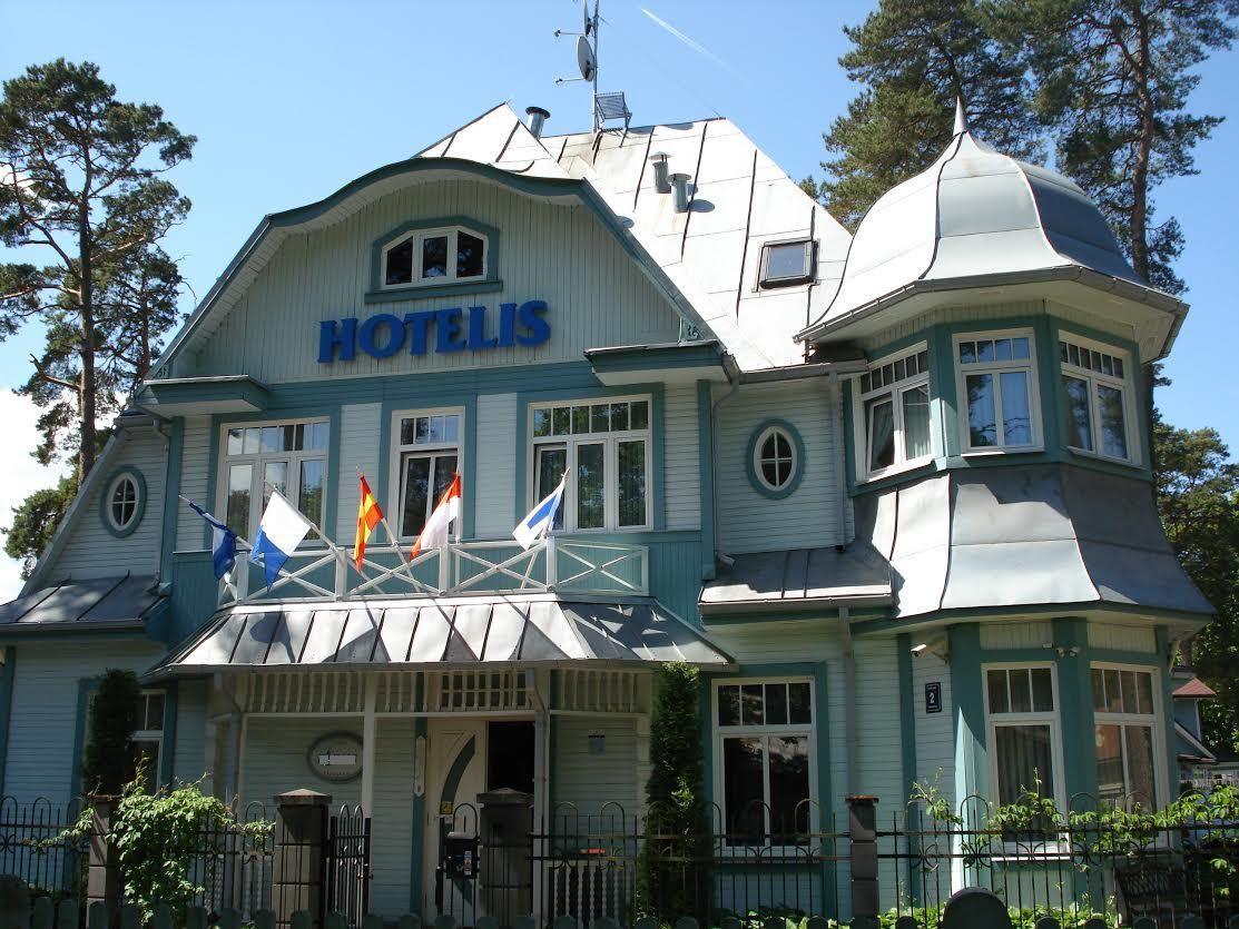 Отель, гостиница в Юрмале, Латвия, 450 м2 - фото 1