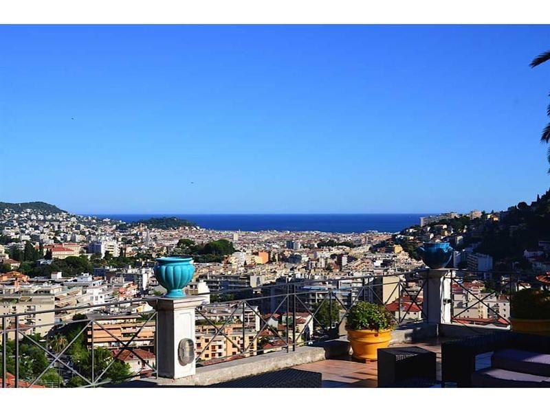 Вилла в Ницце, Франция, 4500 м2 - фото 1